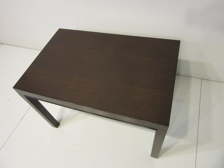 Edward Wormley Side Table for Dunbar In Good Condition For Sale In Cincinnati, OH