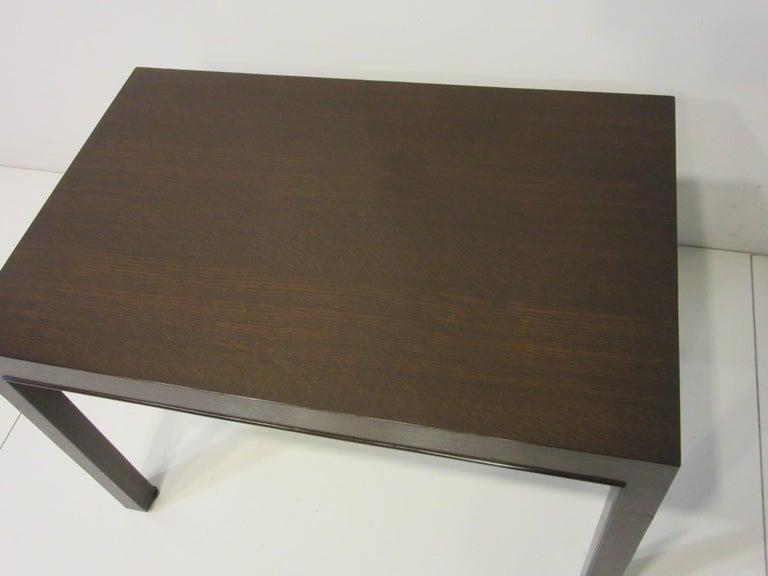 20th Century Edward Wormley Side Table for Dunbar For Sale