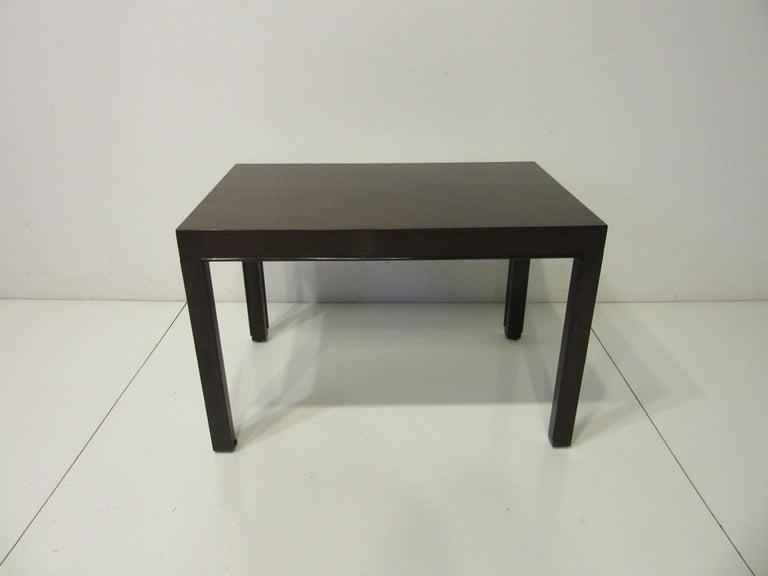 Edward Wormley Side Table for Dunbar For Sale 1