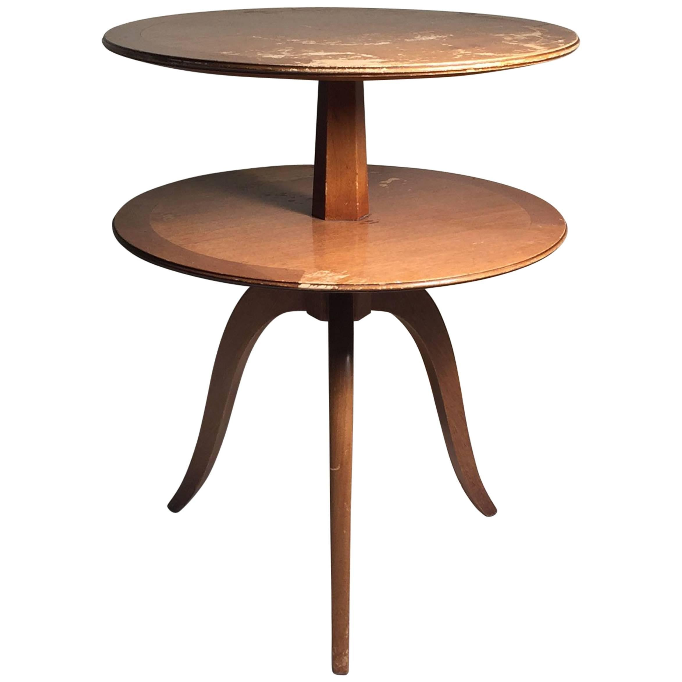 Edward Wormley Side Table for Dunbar