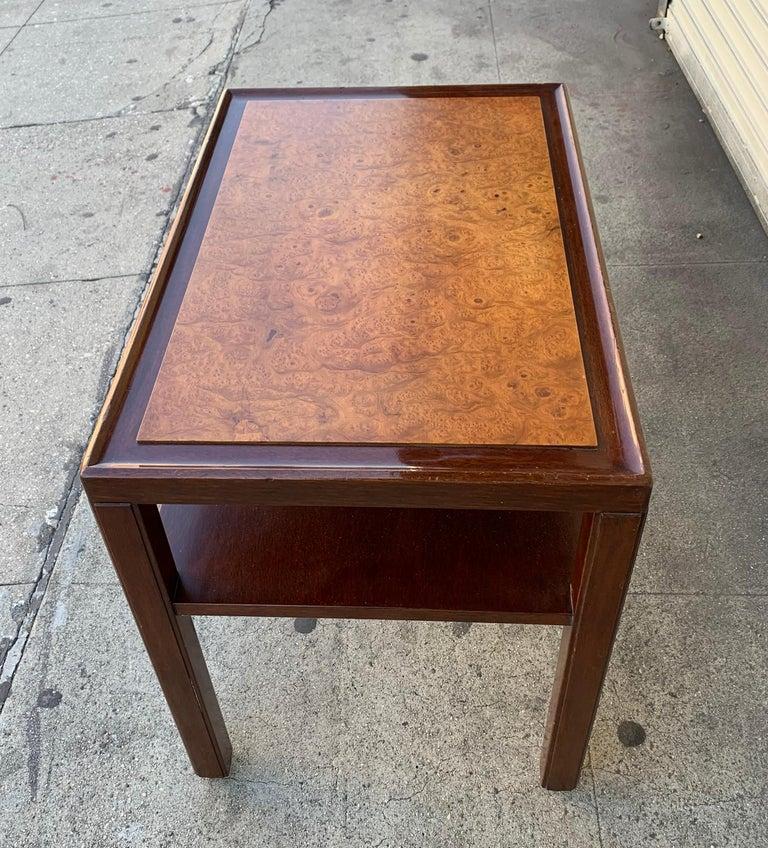 Edward Wormley Side Table for Dunbar/Franz Wagner Associates For Sale 4