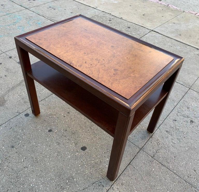 Edward Wormley Side Table for Dunbar/Franz Wagner Associates For Sale 5