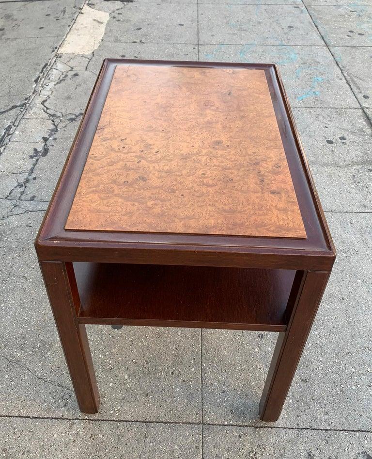 Edward Wormley Side Table for Dunbar/Franz Wagner Associates For Sale 6