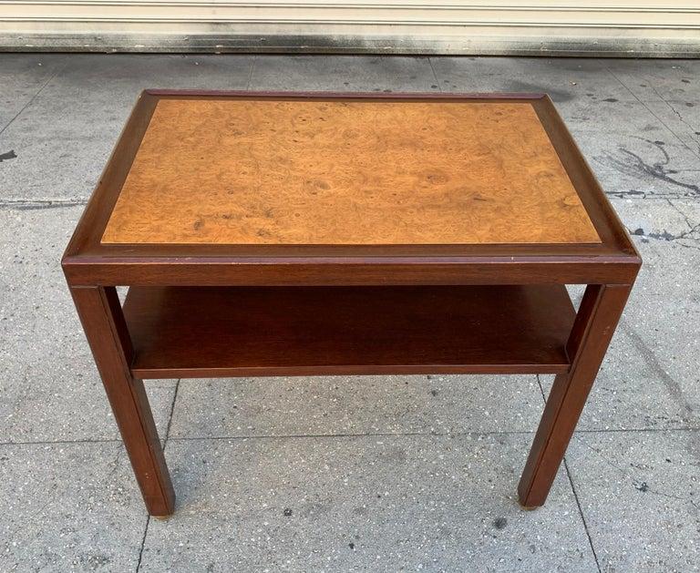Edward Wormley Side Table for Dunbar/Franz Wagner Associates For Sale 8
