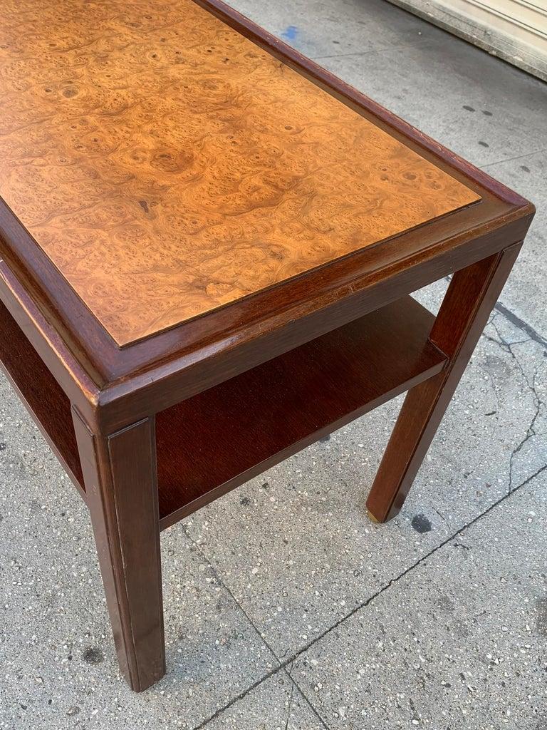 Edward Wormley Side Table for Dunbar/Franz Wagner Associates For Sale 9