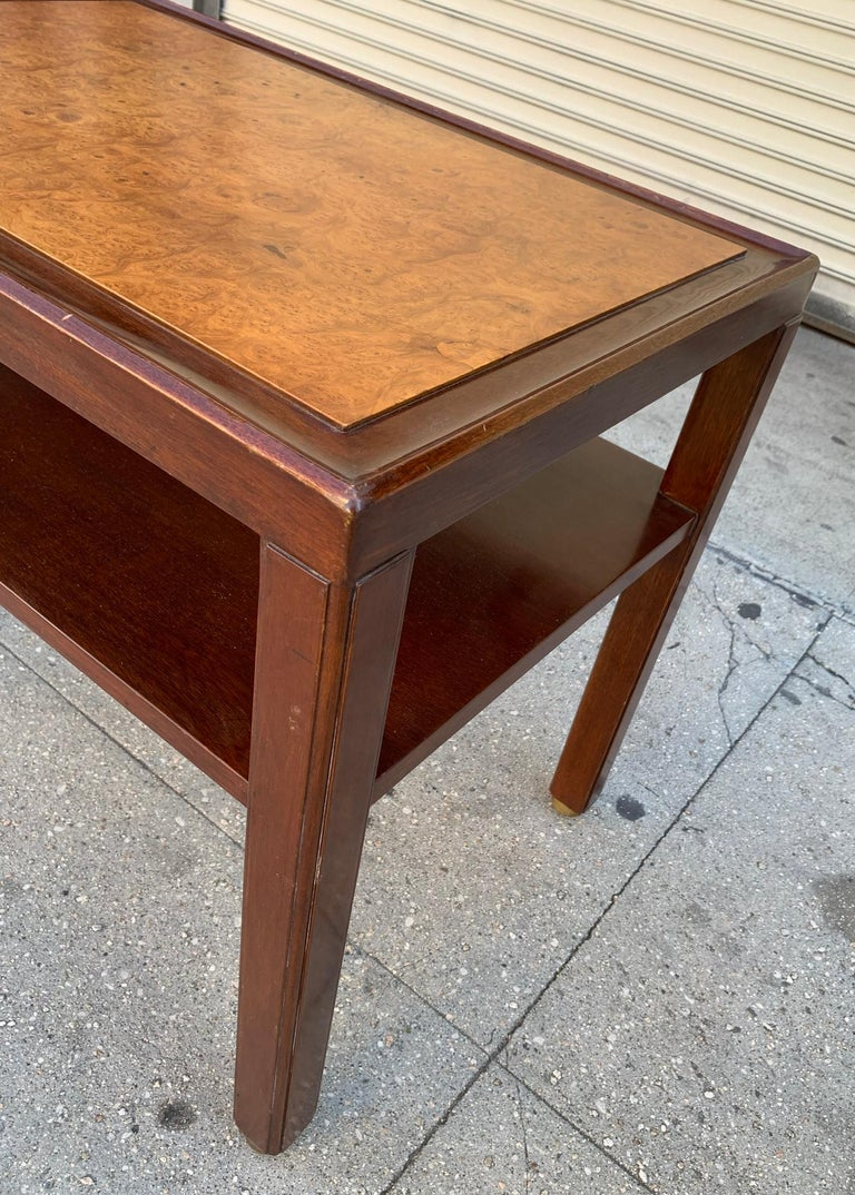 Edward Wormley Side Table for Dunbar/Franz Wagner Associates For Sale 10