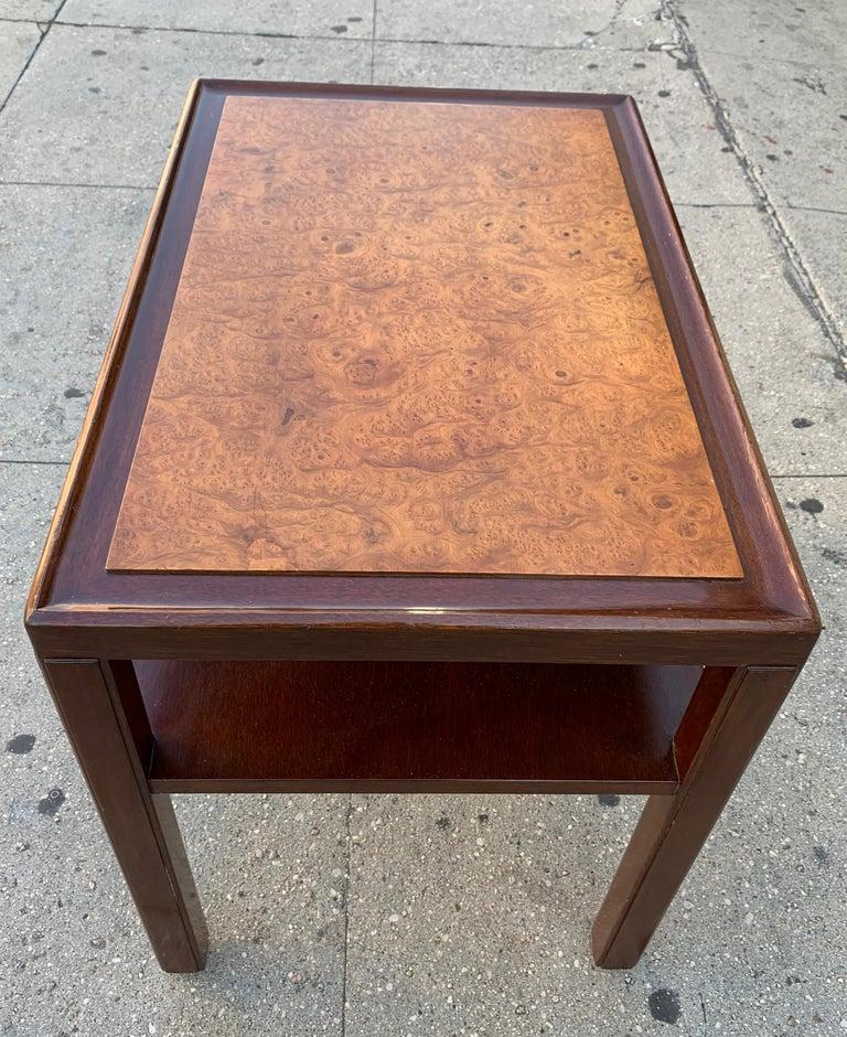 Edward Wormley Side Table for Dunbar/Franz Wagner Associates For Sale 11