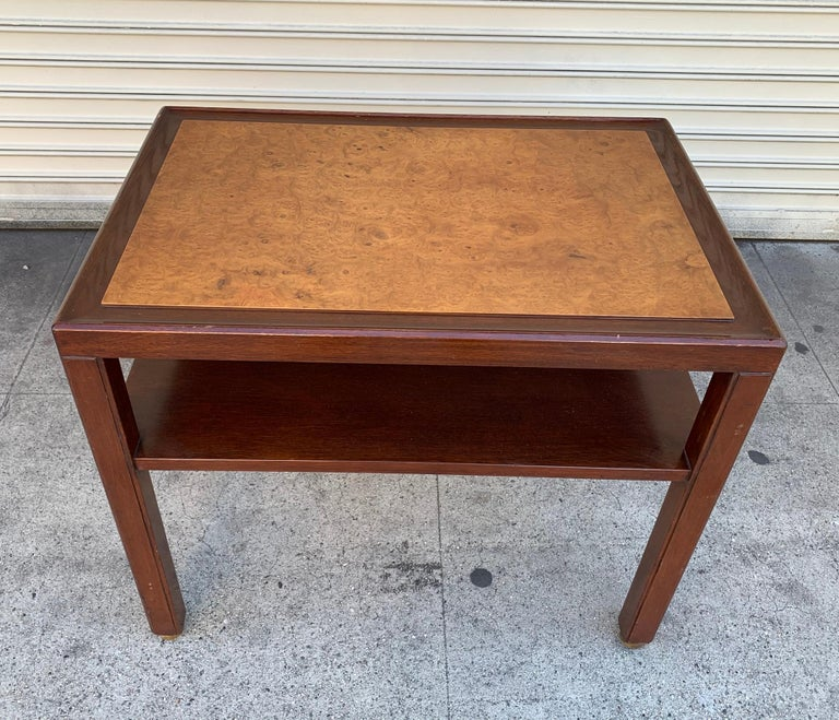 American Edward Wormley Side Table for Dunbar/Franz Wagner Associates For Sale