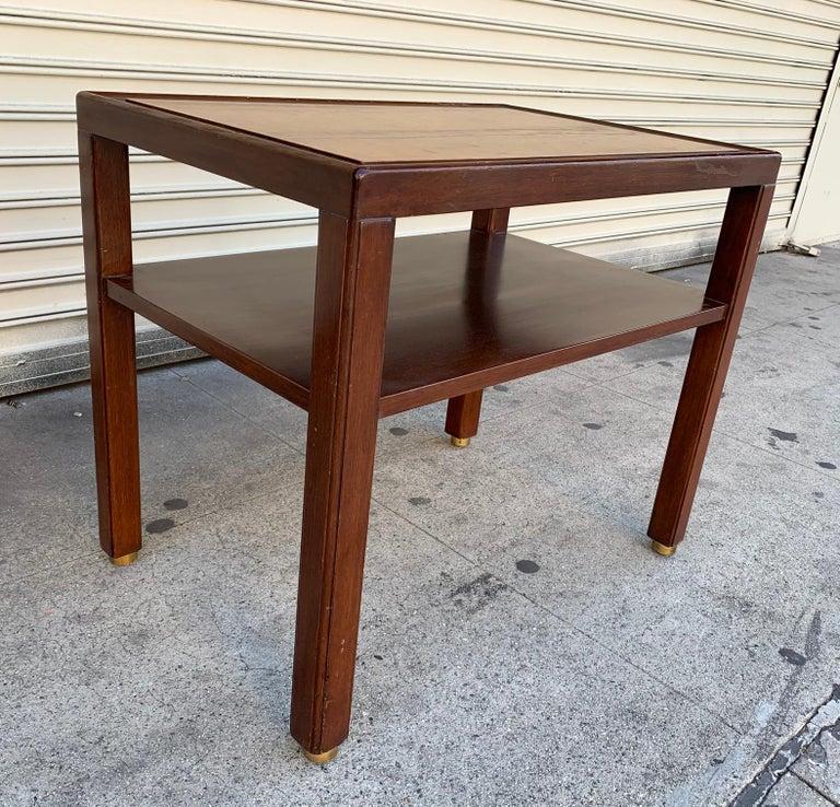 Edward Wormley Side Table for Dunbar/Franz Wagner Associates For Sale 1