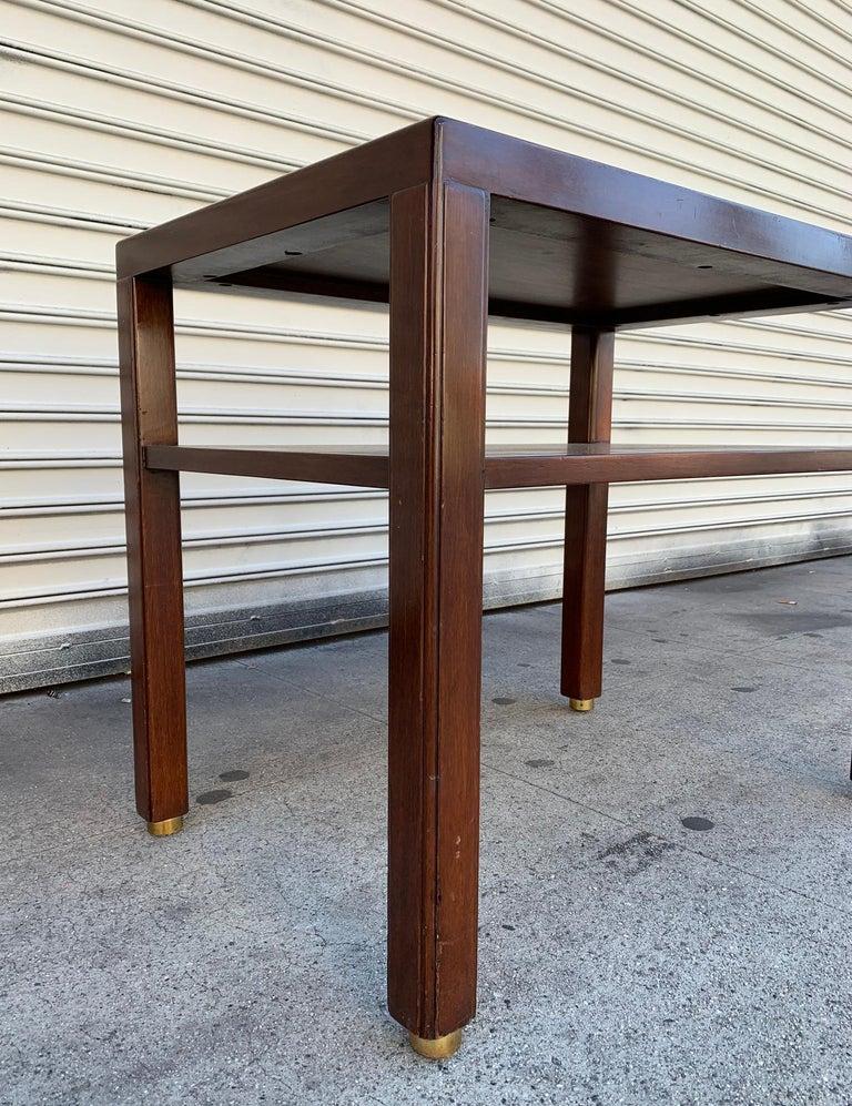 Edward Wormley Side Table for Dunbar/Franz Wagner Associates For Sale 2