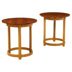 Edward Wormley Side Tables