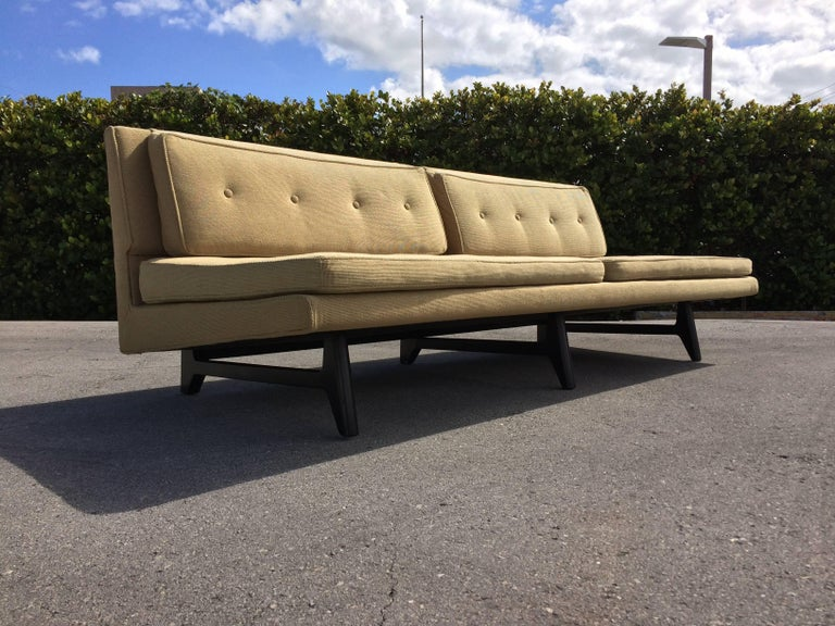 Edward Wormley sofa for Dunbar in great form.