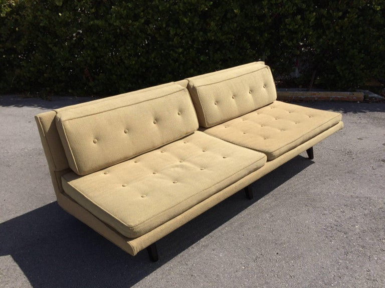 Edward Wormley Sofa for Dunbar For Sale 1