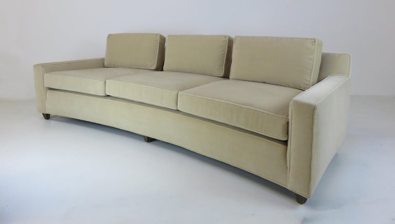 American Edward Wormley Sofa For Sale