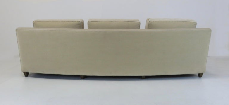 Edward Wormley Sofa In Good Condition For Sale In San Francisco, CA