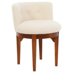 Edward Wormley Swivel Vanity Stool