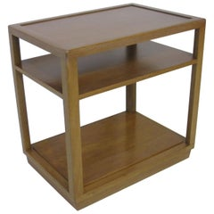Edward Wormley Tiered Side Table for Dunbar