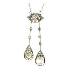 Edwardian Pendant Necklaces