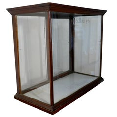 Edwardian Cadbury's Counter Top Sweet Shop Display Cabinet