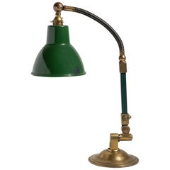 Edwardian Desk Lamp