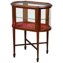 Edwardian Display Table Bijouterie Table