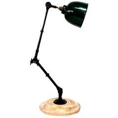 Edwardian Draftsman Lamp