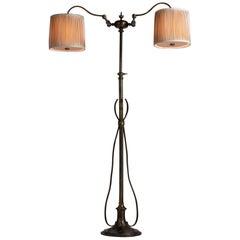 Edwardian Floor Lamps