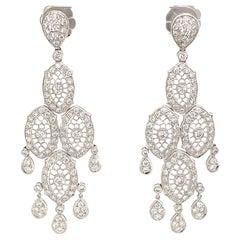 Edwardian Dangle Earrings