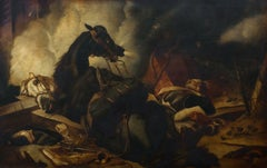 Napoleonic War Horse, 19th Century