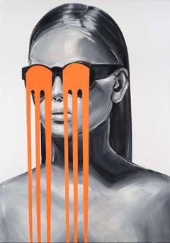 """""""Mistake"""" Plexiglass Print 39' x 28' inch Edition 1/25 by Edyta Grzyb"""