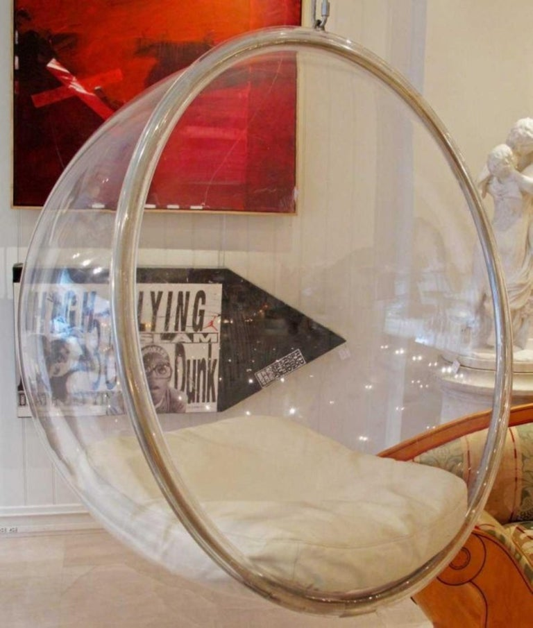 Eero Aarnio Bubble Chair In Good Condition For Sale In Palm Beach, FL