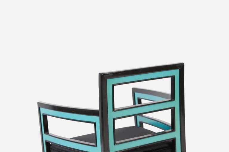 Eero Saarinen Art Deco Armchair In Good Condition For Sale In Chicago, IL