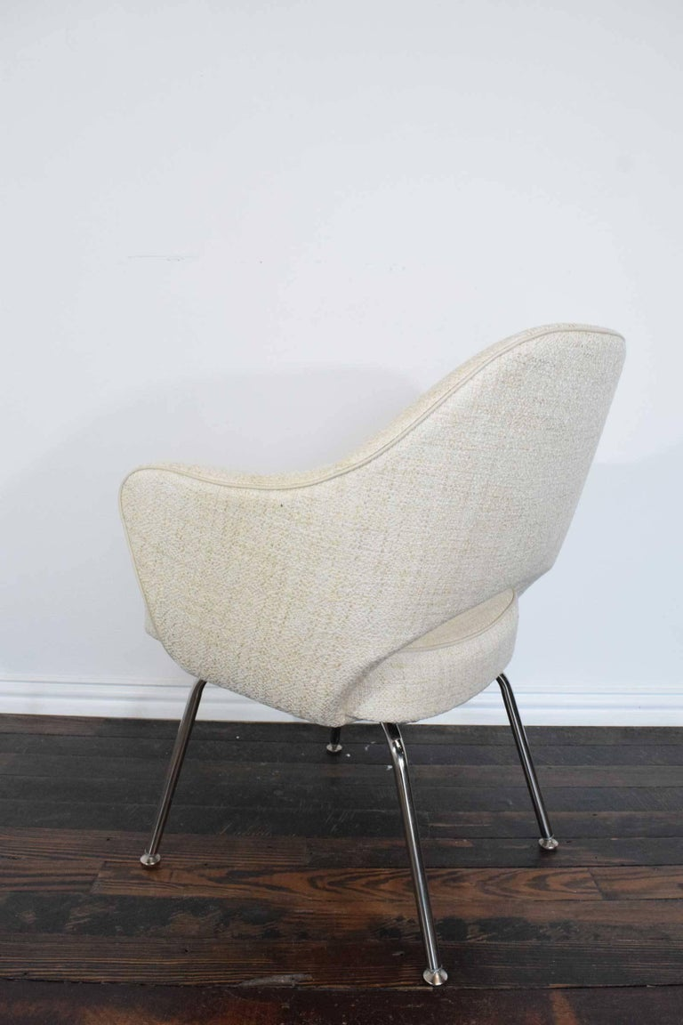 20th Century Eero Saarinen Executive Armchair For Sale
