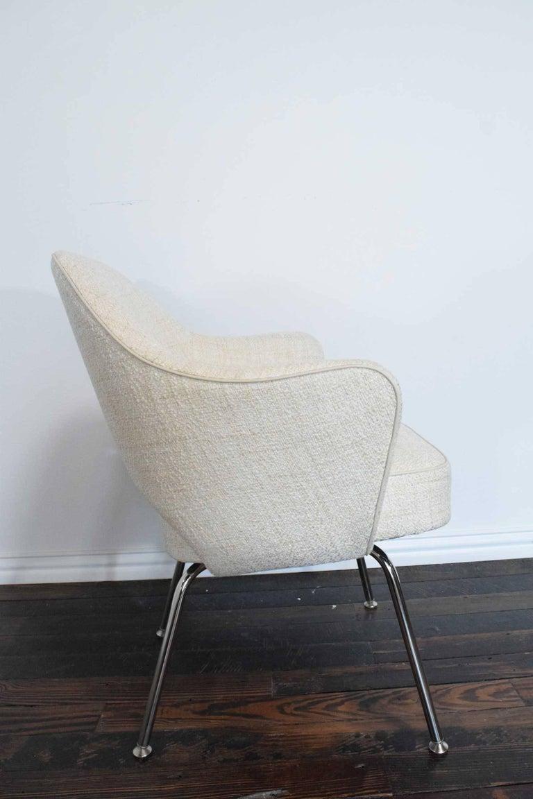 Eero Saarinen Executive Armchair For Sale 1