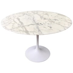 Eero Saarinen for Knoll Marble Table