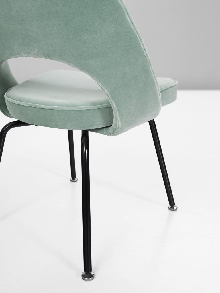 Mid-Century Modern Eero Saarinen for Knoll International Dining Chairs