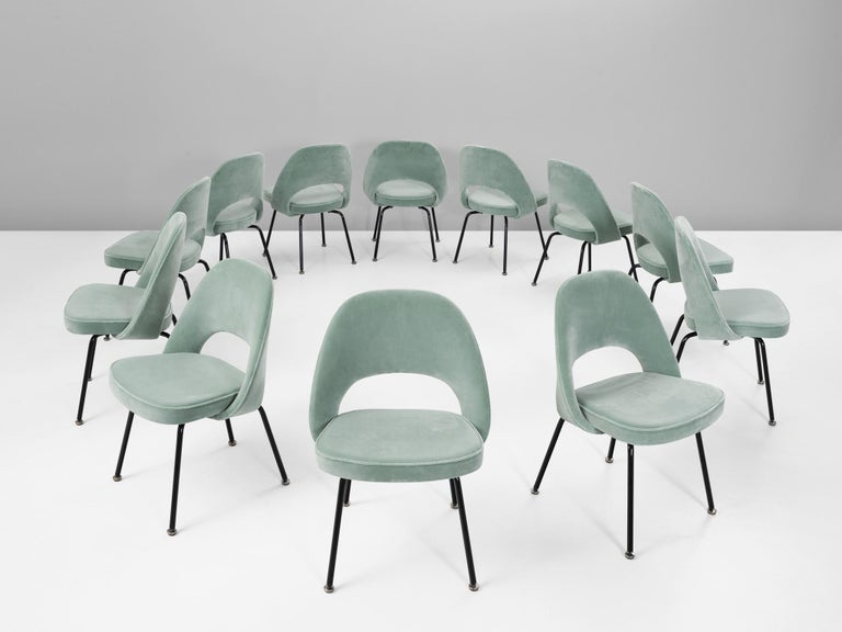 American Eero Saarinen for Knoll International Dining Chairs