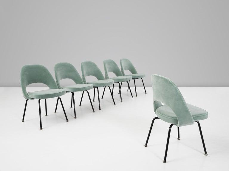 20th Century Eero Saarinen for Knoll International Dining Chairs
