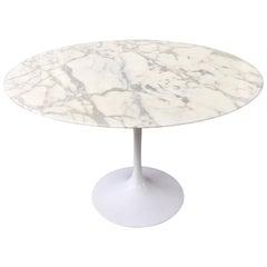 Eero Saarinen for Knoll Marble Table