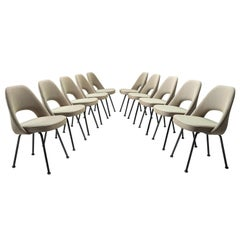 "Eero Saarinen for Knoll ""Model 72"" Chairs"
