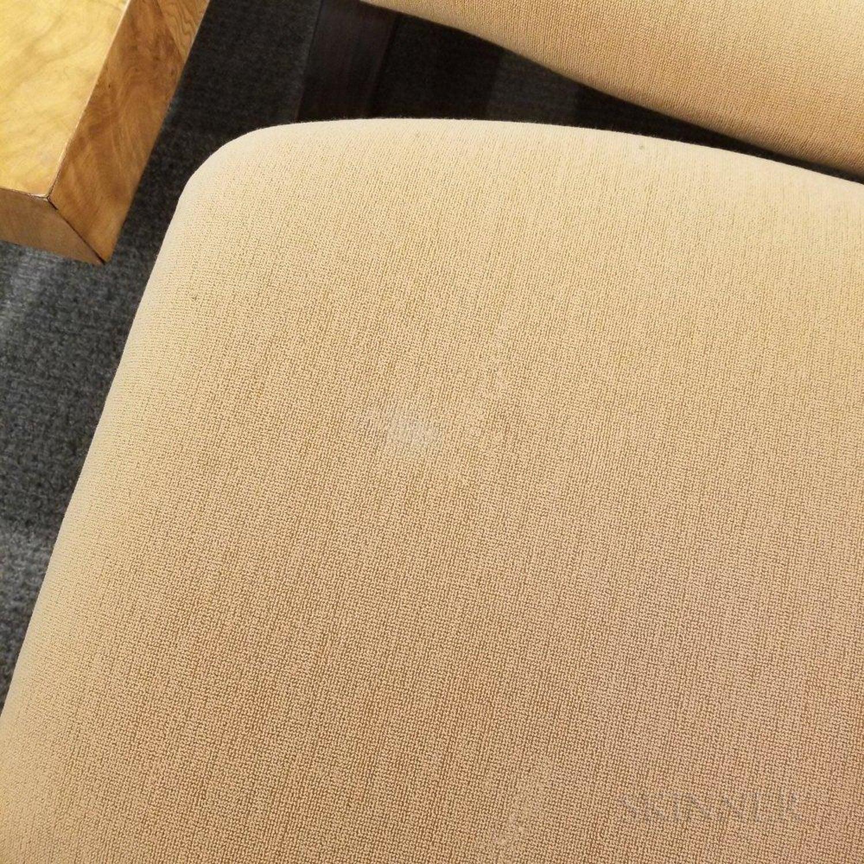 Eero Saarinen Grasshopper Chair and Ottoman