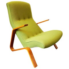 Eero Saarinen Grasshopper Chair by Knoll, circa 1950s