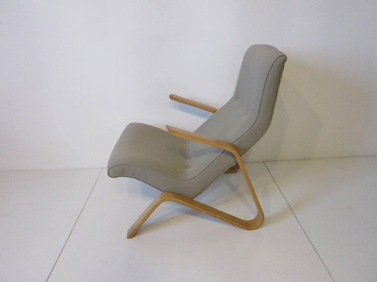 Mid-Century Modern Eero Saarinen Grasshopper Lounge Chair for Knoll For Sale