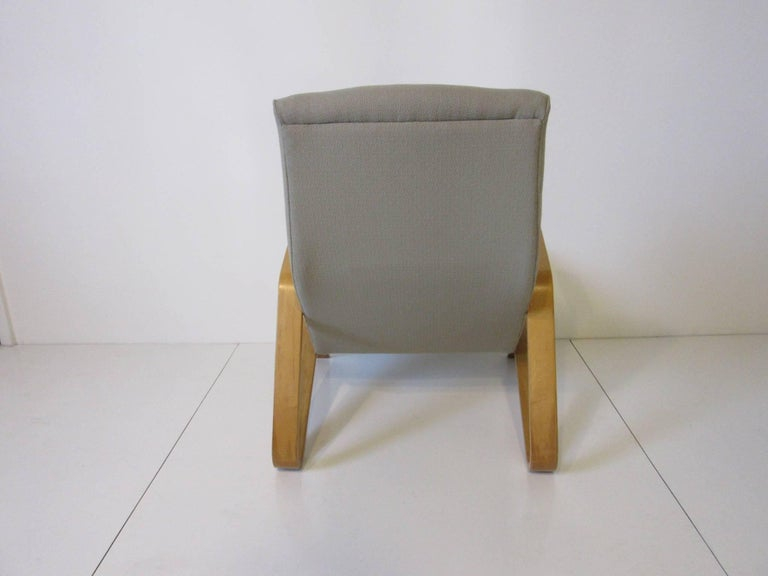 American Eero Saarinen Grasshopper Lounge Chair for Knoll For Sale