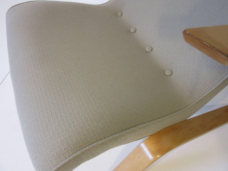 Eero Saarinen Grasshopper Lounge Chair for Knoll In Excellent Condition For Sale In Cincinnati, OH