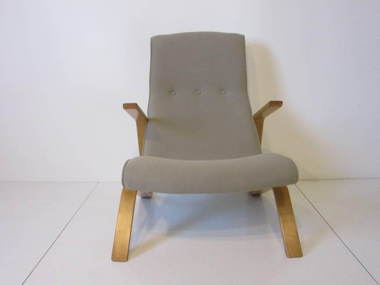 20th Century Eero Saarinen Grasshopper Lounge Chair for Knoll For Sale