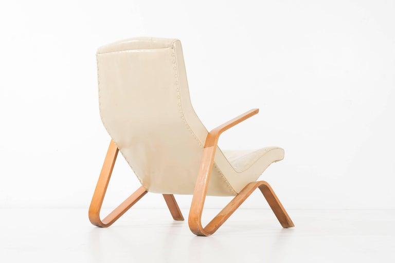 American Eero Saarinen Grasshopper Lounge Chair For Sale