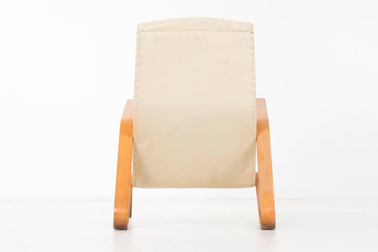Eero Saarinen Grasshopper Lounge Chair In Excellent Condition For Sale In Chicago, IL