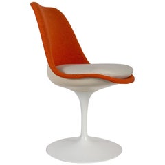 Eero Saarinen & Knoll International Suite De Six Chaises Modèle Tuli