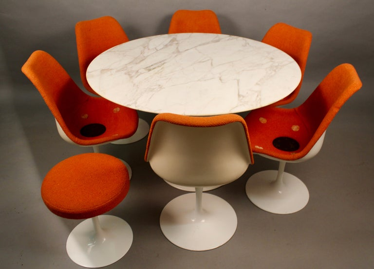 Finnish Eero Saarinen & Knoll International